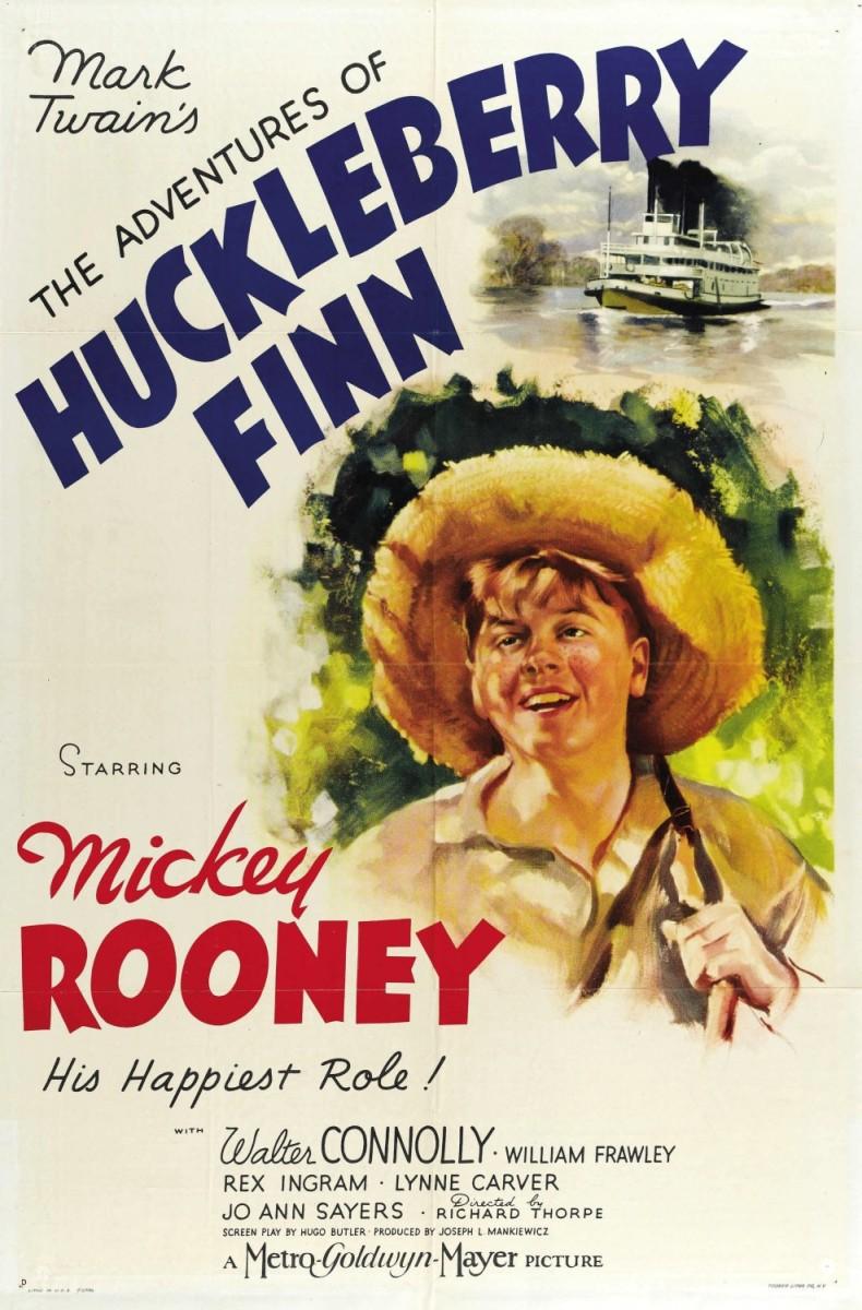 En el Mississippi: Las aventuras de Huckleberry Finn. Cineclub, ECI